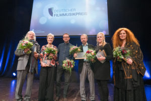 Deutscher Filmmusikpreis 2018 in Halle