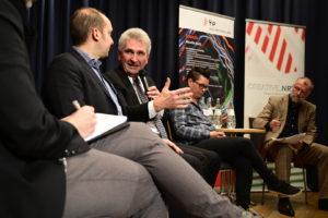 CC-Vorstandsmitglied Anselm Kreuzer zu Gast beim Landesmusikrat NRW