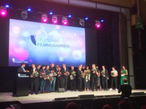 Deutscher Filmmusikpreis Halle/Saale