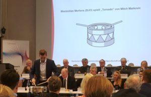 Christoph Rinnert berichtet von der Tagung des Deutschen Musikrats in Berlin