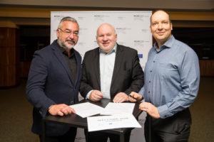 """Pressemitteilung – Composers Club e.V. beteiligt sich an internationalem """"Welcome Hub"""" für Komponisten und Songwriter"""